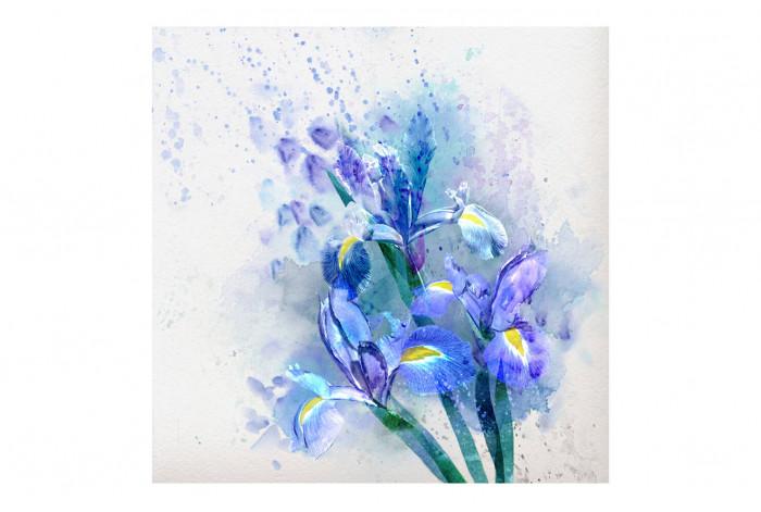 Картина Голубые ирисы