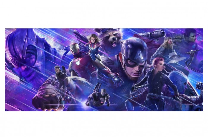 Постер Герои Марвел